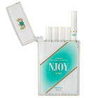 NJOY Disposable Single Smokes Menthol Gold 3.0% Nicotine