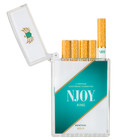 NJOY Disposable Single Smokes Menthol Bold 4.5% Nicotine