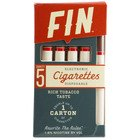 Fin Disposable Electronic Cigarette Rich Tobacco 5-Pack