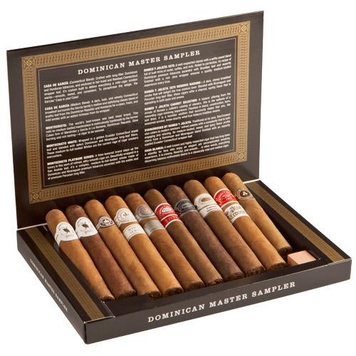 Cigar Samplers Dominican Master Sampler
