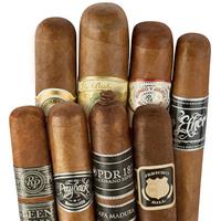 Cigar Samplers Cigar Ginger's Great Eight Sampler