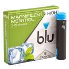 Blu Tanks PLUS+ Magnificent Menthol Pre-filled Tank