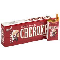 Cherokee Filtered Cigars Cherry