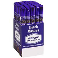 Dutch Masters Cigarillos Grape Upright