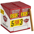 Swisher Sweets 5 for 3 Cigarillos Sweet