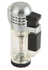 Xikar Cigar Lighters Clear Tech Triple-Flame