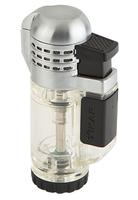 Xikar Cigar Lighters Clear Tech Triple-Flame