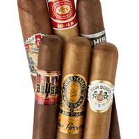 Cigar Samplers Wrappers Delight Sampler