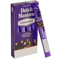 Dutch Masters Corona Grape