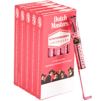 Dutch Masters Cigarillos Strawberry