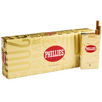 Phillies Filtered Cigars Gold