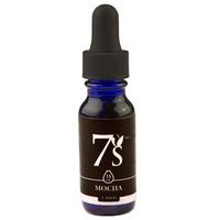 7's Electronic Cigarettes Liquid Mocha Very High (15ml)