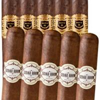Cigar Samplers Exclusive Excalibur & Cedar Room Sampler