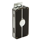 JetLine Cigar Lighters Bolero Triple Flame Black