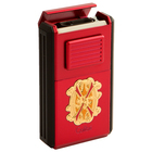 Colibri Cigar Lighters Astoria OpusX Limited Edition Red and Black