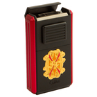 Colibri Cigar Lighters Astoria OpusX Limited Edition Black and Red