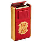 Colibri Cigar Lighters Astoria OpusX Limited Edition Red and Gold