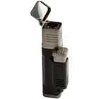 JetLine Cigar Lighters El Grande Quad Flame Black