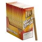 Black & Mild Cigars Wood Tip Jazz
