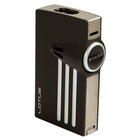 Lotus Cigar Lighters Black Orion Double Torch