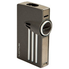 Lotus Cigar Lighters Gunmetal Orion Double Torch