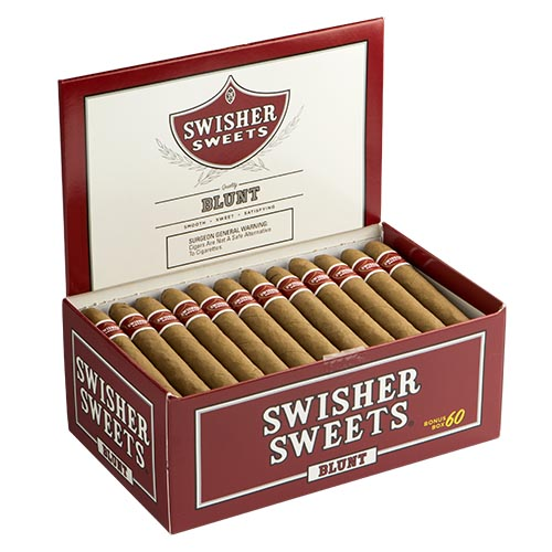 Are swisher sweets bad