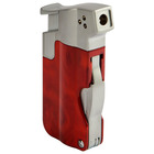 JetLine Cigar Lighters Golem Pipe Lighter Red