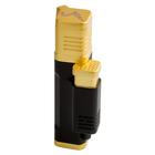 JetLine Cigar Lighters El Grande Quad Flame Gold