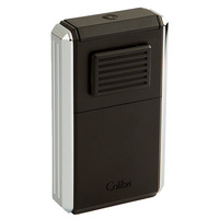 Colibri Cigar Lighters Astoria Black and Chrome