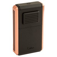 Colibri Cigar Lighters Astoria Black and Rose