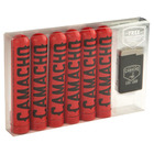 Camacho Corojo 6-Cigar Robusto Assortment with Lighter