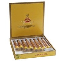 Cigar Samplers Montecristo Habana 2000 Glass-Tubed Sampler