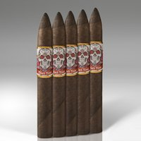 Gurkha 5-Packs Gurkha Black Rose Torpedo