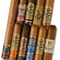 Cigar Samplers Gurkha Best Of The Best Churchill Collection