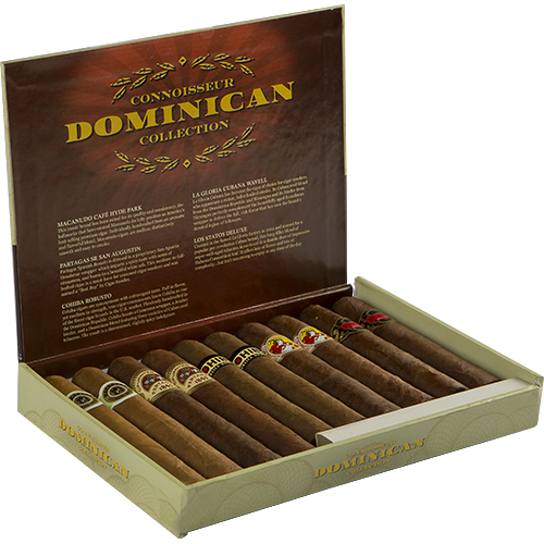 Cigar Samplers Dominican Connoisseur Collection