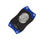 Colibri Cigar Cutters S-Cut Red and Blue Cigar Cutter