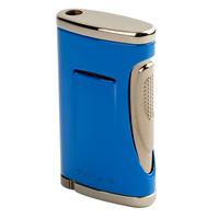 Xikar Cigar Lighters Xikar Xidris Cobalt Blue Single Torch Lighter