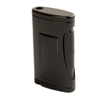 Xikar Cigar Lighters Xikar Xidris Jet Black Single Torch Lighter