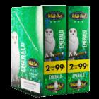 White Owl Cigarillos Emerald