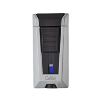 Colibri Cigar Lighters Stealth 3 Silver Lighter