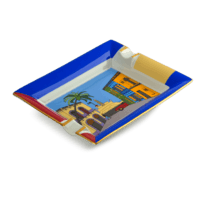 Cigar Ashtrays Elie Bleu Casa Cubana Porcelain Ashtray
