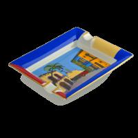 Cigar Ashtrays Elie Bleu Casa Cubana Porcelain Ashtray
