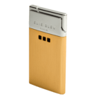 Elie Bleu Cigar Lighters Delgado Jet Flame Satin Two-Tone Finish