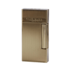 Elie Bleu Cigar Lighters Wide Cigar Flame Vertical Gold
