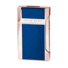 Elie Bleu Cigar Lighters Plano Jet Flame Blue Japanese Lacquer
