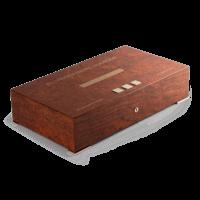 Elie Bleu Cigar Humidors New Medals 110-Cigar Humidor