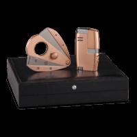 Xikar Gift Sets Rose Gold Gift Set