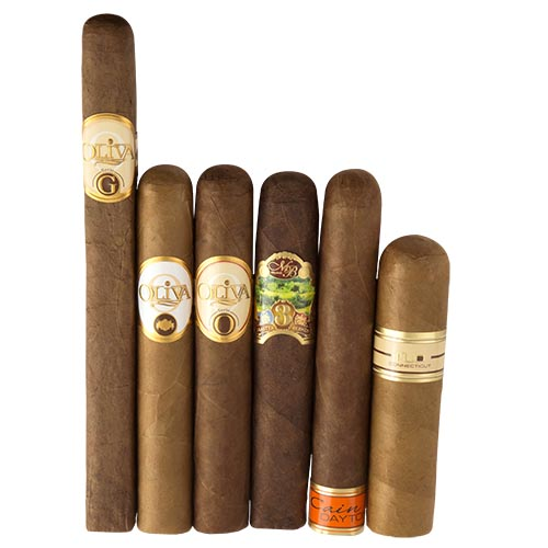 Cigar Samplers Oliva 12-Cigar Collection