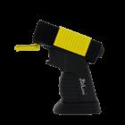 JetLine Cigar Lighters DT-500 Yellow and Black Quad Flame Lighter