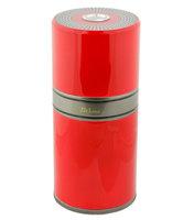 Cigar Humidors Argo 7-Cigar Cylinder Red